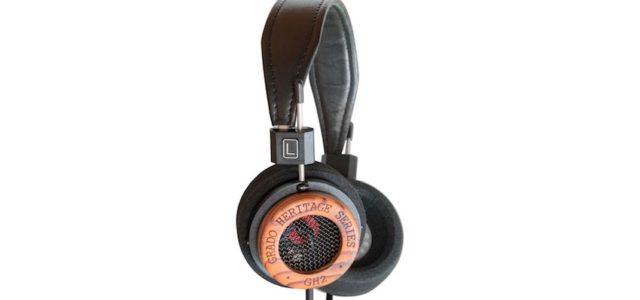 Grado GH2 – Exklusiver Kopfhörer in limitierter Auflage Schön und selten