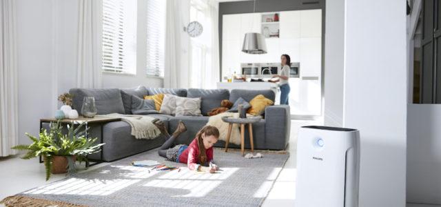 Smartes Luftmanagement mit dem neuen Philips Luftreiniger