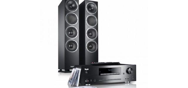 Teufel Kombo 500 für Stereo in Reinkultur