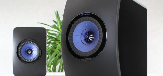 Aktivlautsprecher KEF LS50 Wireless – Musiksystem für die Digital-Ära