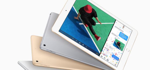 Neues Apple 9,7″ iPad mit atemberaubendem Retina Display