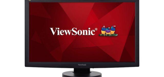 ViewSonic präsentiert neue ergonomische Business-Monitore