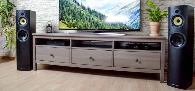 Wharfedale Crystal 4.3 – Einsteiger-Lautsprecher in Premium-Qualität