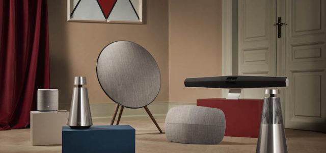 Die Multiroom-Kollektion von Bang& Olufsen: Design für Musikliebhaber
