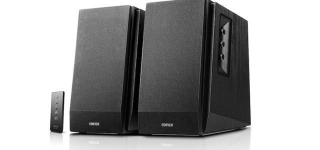 Edifier R1280DB und R1700BT jetzt auch in Schwarz erhältlich