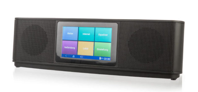 XORO HMT 200 – das All-in-One Internetradio