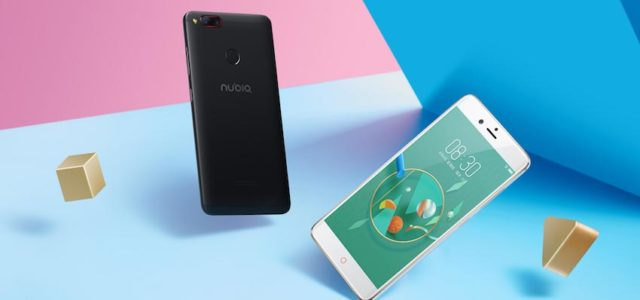 Nubia stellt das Z17 mini mit Dual-Kamera vor