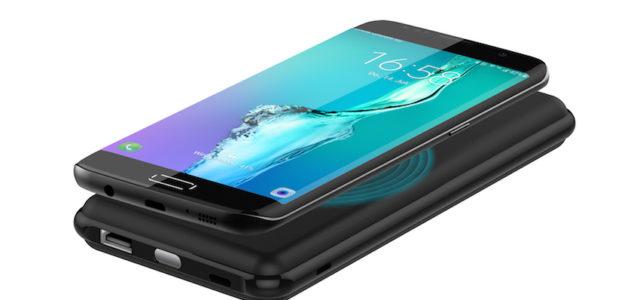 Smartphones kabellos laden mit der Powerbank PLUS Wireless Charging 10.000 von XLayer