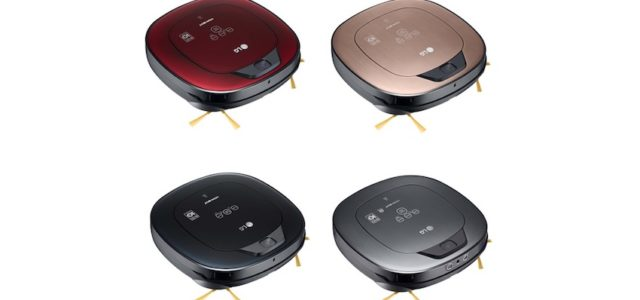 Navigationsstark und leise – Die neuen LG Hombots