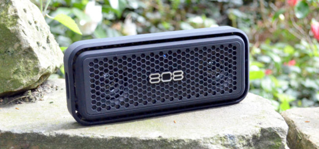 808 Audio XS Sport – Robuster Bluetooth-Lautsprecher mit starkem Sound