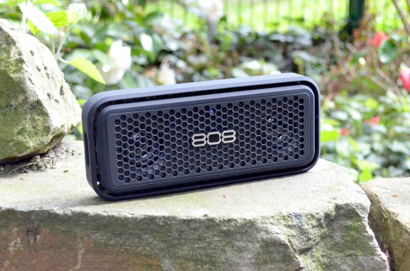 Der Schein trügt nicht. Der robust aussehende XS Sport von 808 Audio besitzt ein sehr unempfindliches Gehäuse.