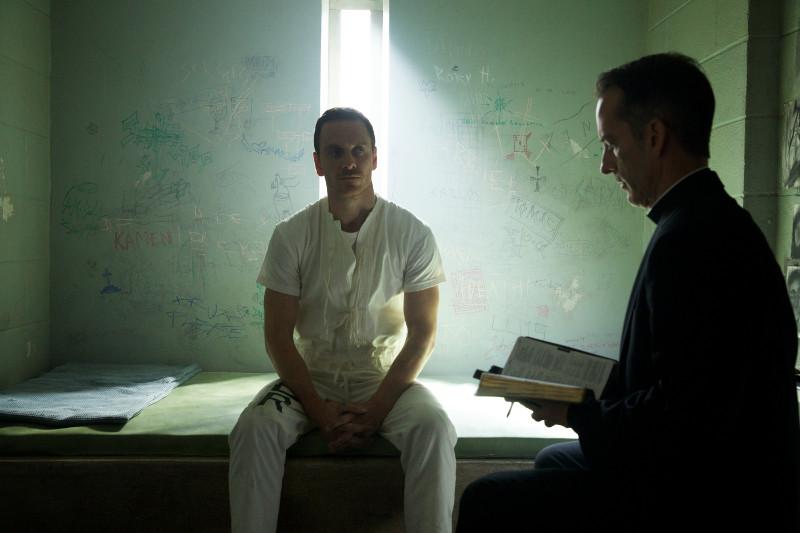 Callum Lynch (Michael Fassbender) ist ein in den USA zum Tode verurteilter Mörder. (© 20th Century Fox)