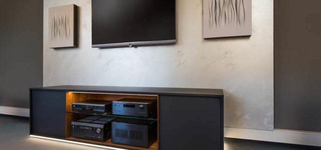 Perfekte Raumabstimmung: Akustik- und Medien-Möbel vom HiFi Forum Baiersdorf