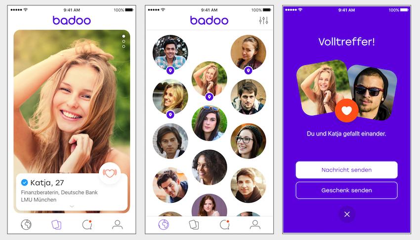 Windows badoo приложение