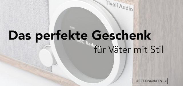 Tivoli Audio Rabattaktion zum Vatertag: Das perfekte Geschenk für Väter mit Stil