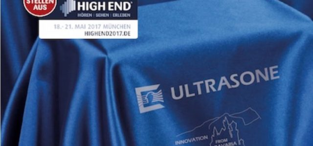 High End 2017: Ultrasone macht blau