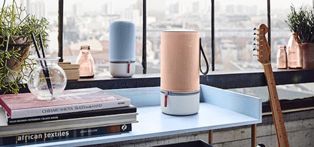 Multi-Room-Lautsprecherfamilie ab sofort auch in 'Pastel Blue' und 'Nude'
