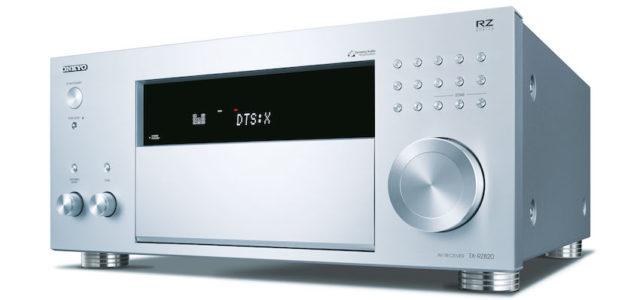Onkyo erweitert seine AV-Receiver der RZ-Serie um neue Mittelklassemodelle