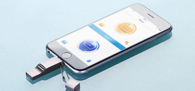 Pearl Callstel Speichererweiterung für iPhone/iPad/iPod