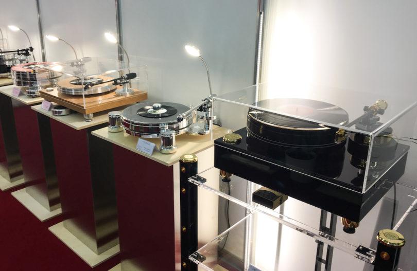 Unter eingefleischten Vinyl-Freunden genießt der Name Acoustic Solid seit vielen Jahren höchstes Ansehen. So auch auf der Messe in München, bei der die Audioschmiede gleich eine ganze Reihe aktueller Plattendreher präsentiert.