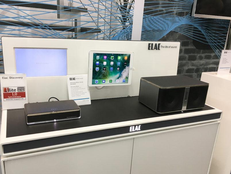 Der ELAC Discovery Z3 Zone Music Speaker ist ein kompaktes Lautsprechersystem mit WLAN- und Ethernet-Connectivity und nahezu unendlichen Einsatzmöglichkeiten. Dank geringer Abmessungen ist der Z3 die perfekte Wahl, wenn Musik an unterschiedlichsten Orten wie Büro, Küche, Schlafzimmer oder auf der Terrasse genossen werden soll.