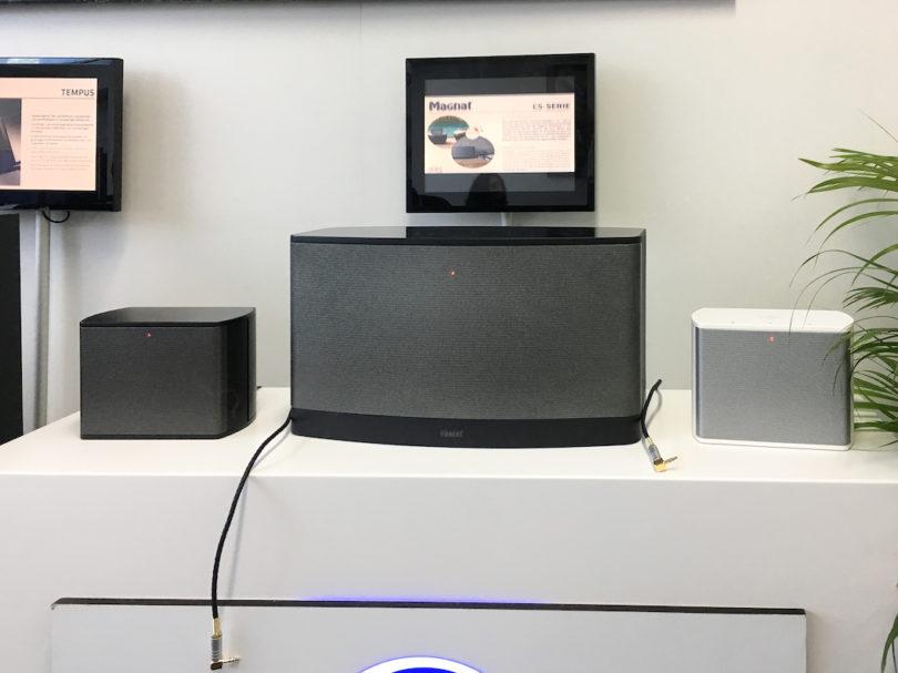 Magnat hat seine Multiroom-Lautsprecher der CS-Serie sehr zielgerichtet konzipiert. Die intuitive Bedienung lässt keine Fragen offen und klanglich spielen CS 10 und CS 40 durchaus in den oberen Ligen mit. Dazu kommt ein gelungenes, zeitloses Design und mit Blick aufs große Ganze ein sehr schönes Preis-Leistungsverhältnis.
