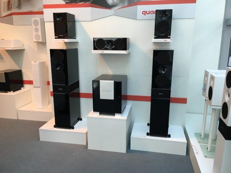 Mutig, spannend, erfrischend, modern: Quadral präsentiert die brandneue Platinum Nine +. Paarpreis: 2500 Euro.