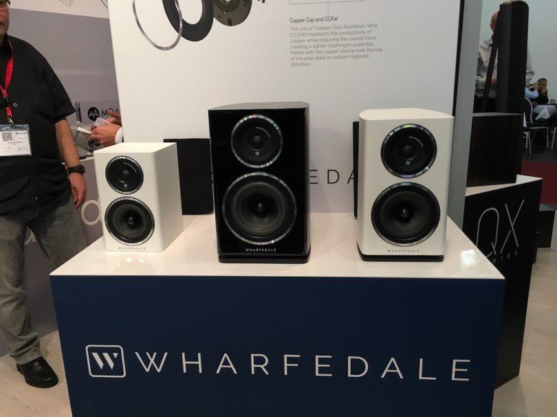 Wharfedale gehört in Großbritannien zu den Marktführern in Sachen Lautsprecher. In München zeigen die Engländer erstmals ihre neue Diamond 11-Serie.