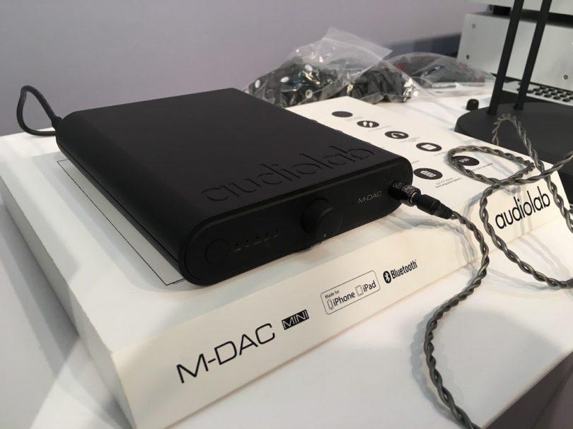 Darauf sind wir gespannt, Testgerät ist auch schon bestellt. Der udiolab M-DAC. Ein stationär wie mobil einzusetzender Kompakt-DAC zum kleinen Preis.