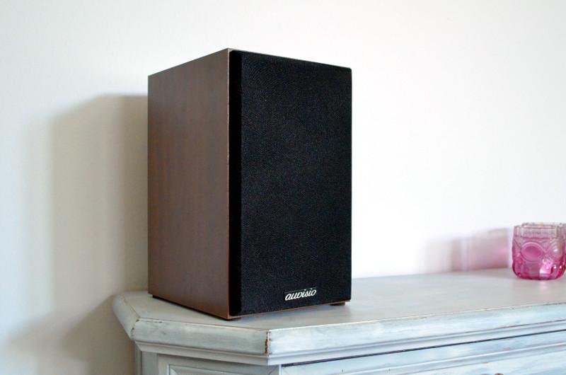 Das kompakte MS-990.usb-Set benötigt wenig Platz und ist auch sonst eine sehr angenehme HiFi-Lösung.