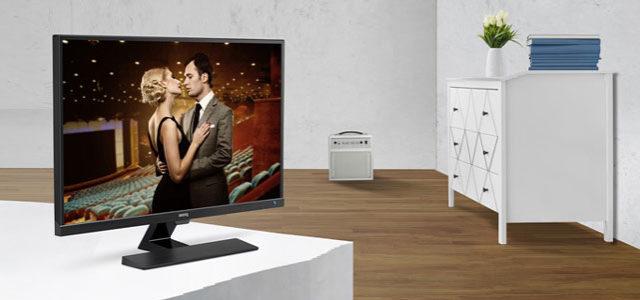 BenQ EW3270ZL – Starker Allround-Monitor für Video und Film