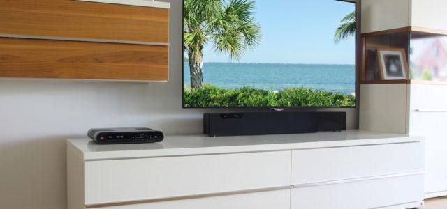 auvisio Soundbar ZX-1604: TV-Tuning und verstärkter Musik-Spaß