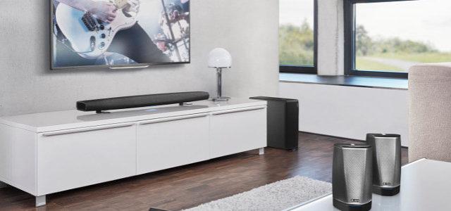 Denon Heos 5.1-Surround-System – Multiroom meets Home Cinema