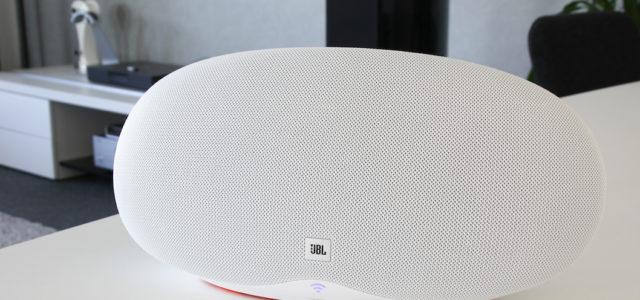 JBL Playlist – WLAN-/Bluetooth-Speaker mit Google Chromecast