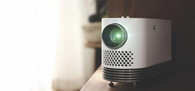 LG Andante HF80JS Full HD Laser-Projektor – Heimkino in schönster Form