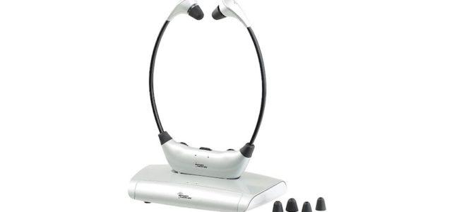 Pearl newgen medicals Digitaler Funk-Kinnbügel-Kopfhörer