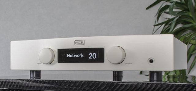 Hegel Röst – Netzwerkfähiger Vollverstärker für analogen Anspruch und digitales Streaming