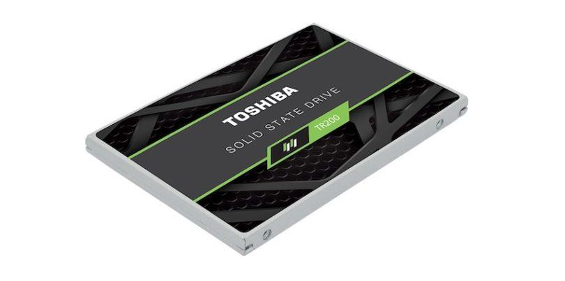 Neue TR200-Serie von Toshiba bietet Upgrade-Möglichkeit der nächsten Generation für mobile oder Desktop-Systeme.