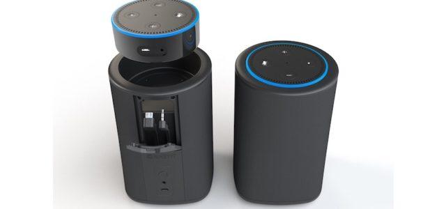 Mit VAUX wird der Echo Dot von Amazon jetzt unabhängig