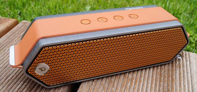 Dreamwave Harmony – mobiler Design- und Klang-Bluetooth-König
