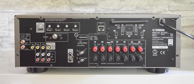 yamaha rx a670 zukunftsorientierter av receiver mit. Black Bedroom Furniture Sets. Home Design Ideas