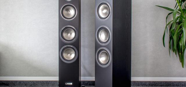 Canton C 500 Aktiv Set – HiFi in Stereo, Heimkino in Surround