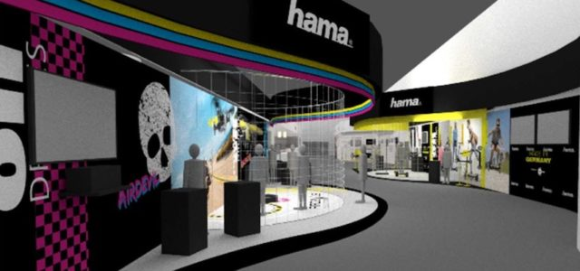 Hama: POWER ON zur Messe in Berlin