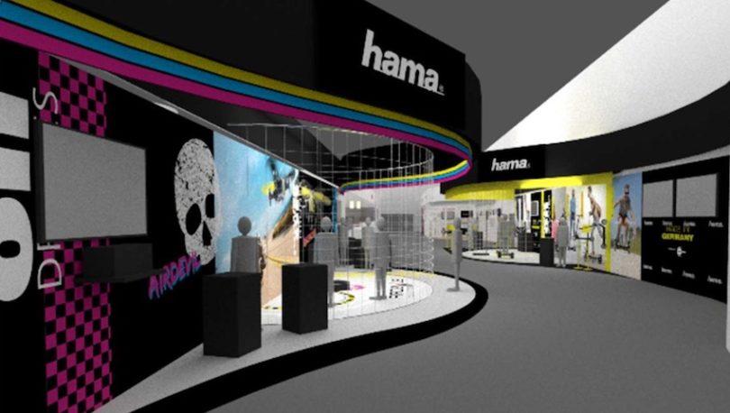 """Unter der Bezeichnung """"Intelligent Home Series"""" stellt Hama eine neue Produktsparte vor, die den Trend Sprachsteuerung und intelligente Heimautomatisierung vereint."""