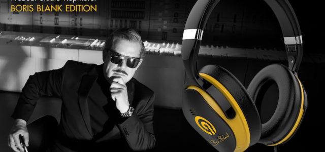 NINETEC und Boris Blank entwickeln klangstarken ProBeat Kopfhörer