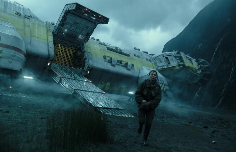 Die Crew des Kolonisationsraumschiffs Covenant landet in einer gefährlichen Welt. (© 20th Century Fox)