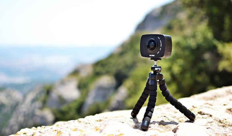 ACME zeigt neue wasserfeste Activity Tracker mit Touchscreen, Wettervorhersage und Terminerinnerung / Neue 360-Grad-Cam sowie Drohne mit GPS und integrierter Kamera.