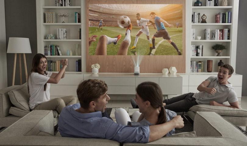 Der LG Allegro Laser-Kurzdistanzprojektor und der LG MiniBeam verbinden ein erstklassiges Heimkinoerlebnis und zahlreiche praktische Funktionen.
