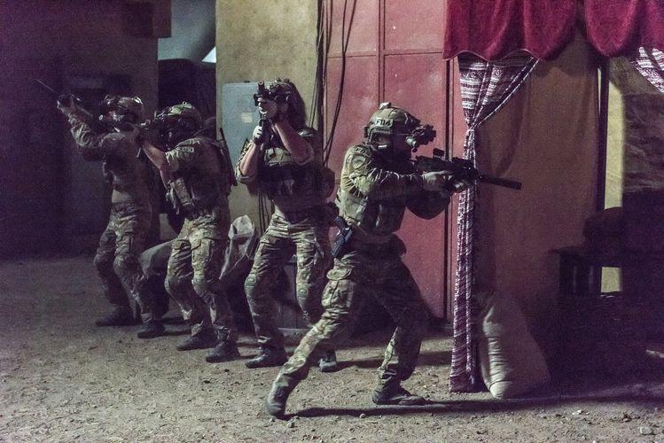 Die Einsätze des SEAL-Teams um