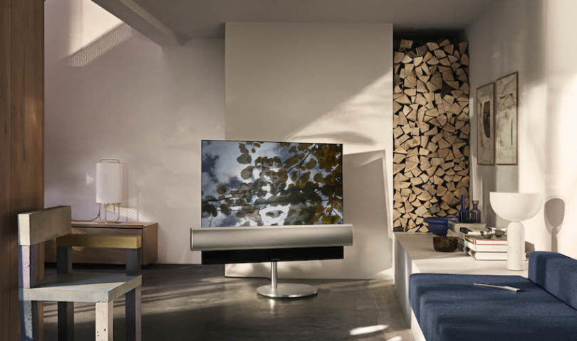 Das BeoVision Eclipse vereint das Beste aus zwei Welten: Das Design, den Klang und die hochwertige Verarbeitungsqualität von Bang & Olufsen mit der OLED-TV-Technologie für einzigartige kontrastreiche und originalgetreue Bilder.